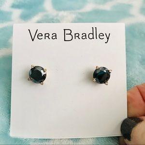NWT Vera Bradley Sparkling Studs